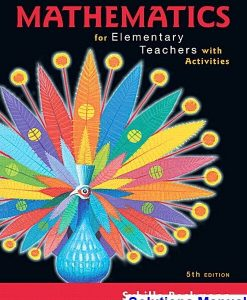 Mathematics for Elementary Teachers 5th Edition Beckmann Solutions Manual