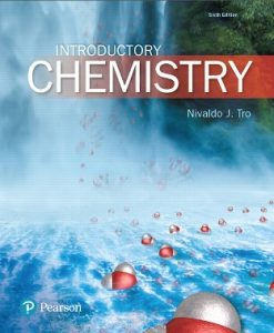 Solution Manual for Introductory Chemistry, 6th Edition, Nivaldo J. Tro, ISBN-10: 0134302389, ISBN-13: 9780134302386