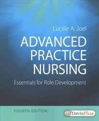 Test Bank for Advanced Practice Nursing Essentials for Role Development 4th by Joel
