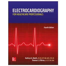 Test Bank for Electrocardiography for Healthcare Professionals 4th Edition by Booth