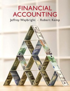 Test Bank for Financial Accounting, 1st Edition: Waybright