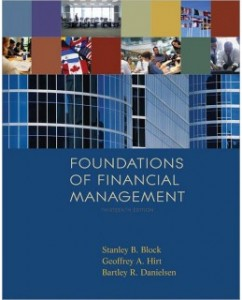 Test Bank for Foundations of Financial Management, 13th Edition: Stanley B. Block