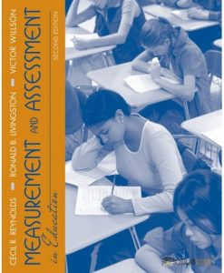Test Bank for Measurement and Assessment in Education, 2/E 2nd Edition : 0205579345