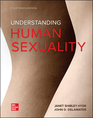 Solution Manual for UNDERSTANDING HUMAN SEXUALITY, 14th Edition, Janet Hyde,John DeLamater,ISBN10: 1260500233,ISBN13: 9781260500233