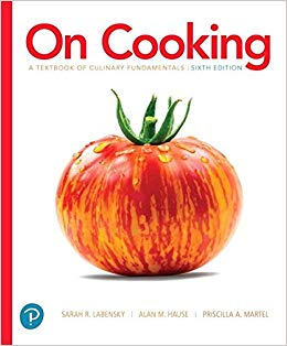Test Bank for On Cooking: A Textbook of Culinary Fundamentals (6th Edition) (What's New in Culinary & Hospitality) 6th Edition