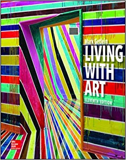 Test Bank for Living with Art (B&b Art) 11th Edition