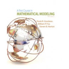 Solution Manual for A First Course in Mathematical Modeling, 5th Edition