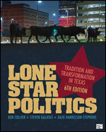 Test Bank for Lone Star Politics Tradition and Transformation in Texas, 6th Edition, Ken Collier, Steven Galatas, Julie Harrelson-Stephens, ISBN: 9781544316291, ISBN: 9781544316260, ISBN: 9781544377421, ISBN: 9781544380025