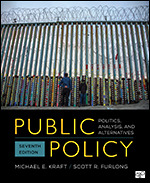 Test Bank for Public Policy Politics, Analysis, and Alternatives, 7th Edition, Michael E. Kraft, Scott R. Furlong, ISBN: 9781544374611