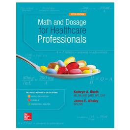 Test Bank for Math and Dosage Calculations for Healthcare Professionals 5th Edition by Booth