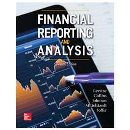 Solution Manual for Financial Reporting and Analysis 7th Edition By Revsine
