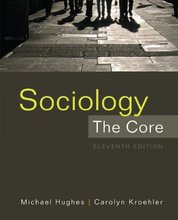 Sociology The Core Hughes 11th Edition Test Bank