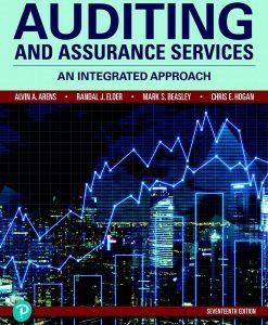 Solution Manual for Auditing and Assurance Services 17th by Arens