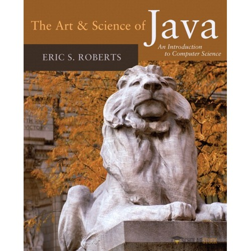 Solution Manual for Art and Science of Java, The, 1/E 1st Edition : 0321486129