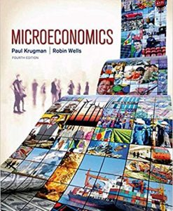 Test Bank for Microeconomics: Fourth Edition