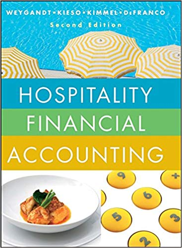 Solution Manual for Hospitality Financial Accounting 2nd by Weygandt