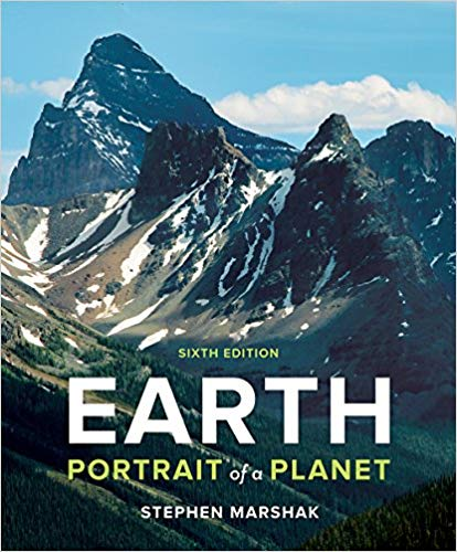 Solution Manual for Earth: Portrait of a Planet (Sixth Edition) Sixth Edition