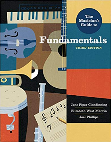 Solution Manual for The Musician's Guide to Fundamentals 3rd by Clendinning