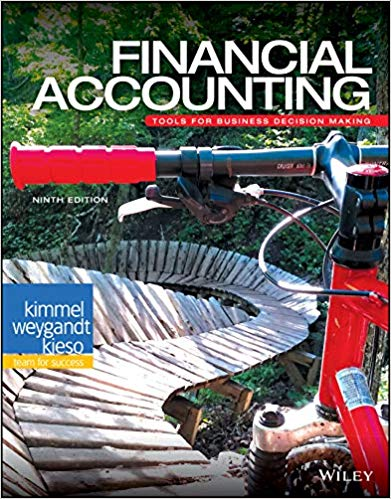 Solution Manual for Financial Accounting Tools for Business Decision Making 9th by Kimmel