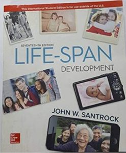 Test Bank for Life-Span Development 17th Edition, John W Santrock, ISBN-10: 1260092089, ISBN-13: 9781260092080