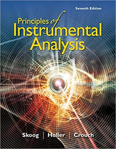 Solution Manual for Principles of Instrumental Analysis, 7th Edition, Douglas A. Skoog, F. James Holler, Stanley R. Crouch, ISBN-10: 1305577213, ISBN-13: 9781305577213