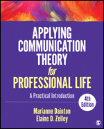 Test Bank for Applying Communication Theory for Professional Life A Practical Introduction, 4th Edition, Marianne Dainton, Elaine D. Zelley, ISBN: 9781506315478